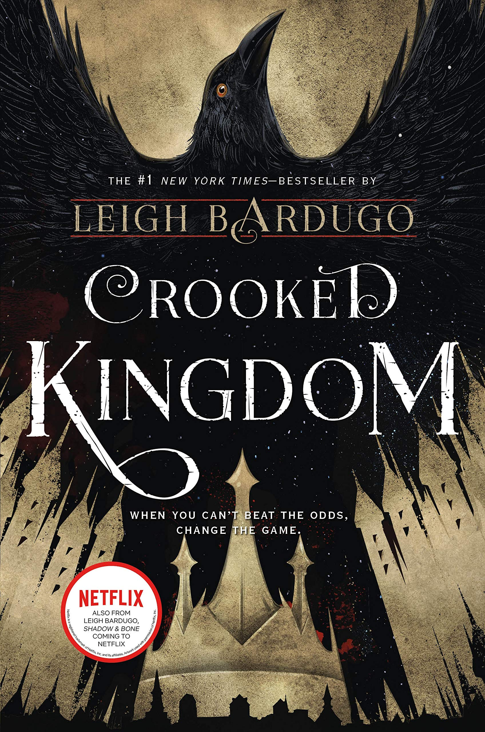 Amazon.com: Crooked Kingdom: A Sequel to Six of Crows (Six of Crows, 2)  (9781627792134): Bardugo, Leigh: Books