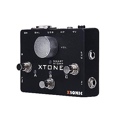 Musical Instruments & Gear Pro Audio Equipment Xtone Pro 192k Mobile Guitar Audio Interface Ios Effect App Midi Ipad Usb
