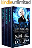 Shadow of Angel: The Complete Volume (Ciaran and Madeline Series Book 3)