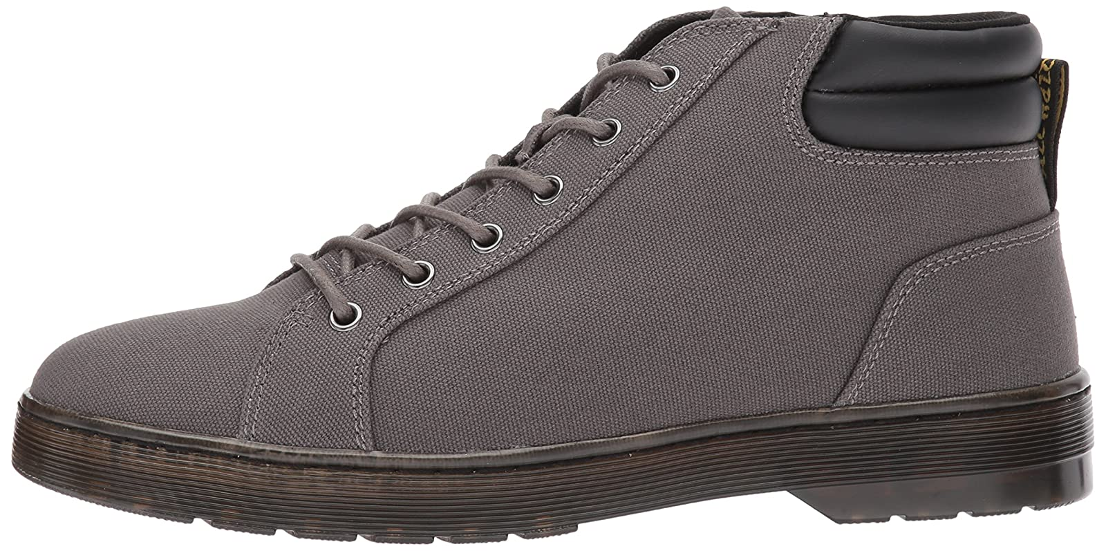 Dr. Martens Men's Plaza Gunmetal Fashion Boot R22864029 - 5