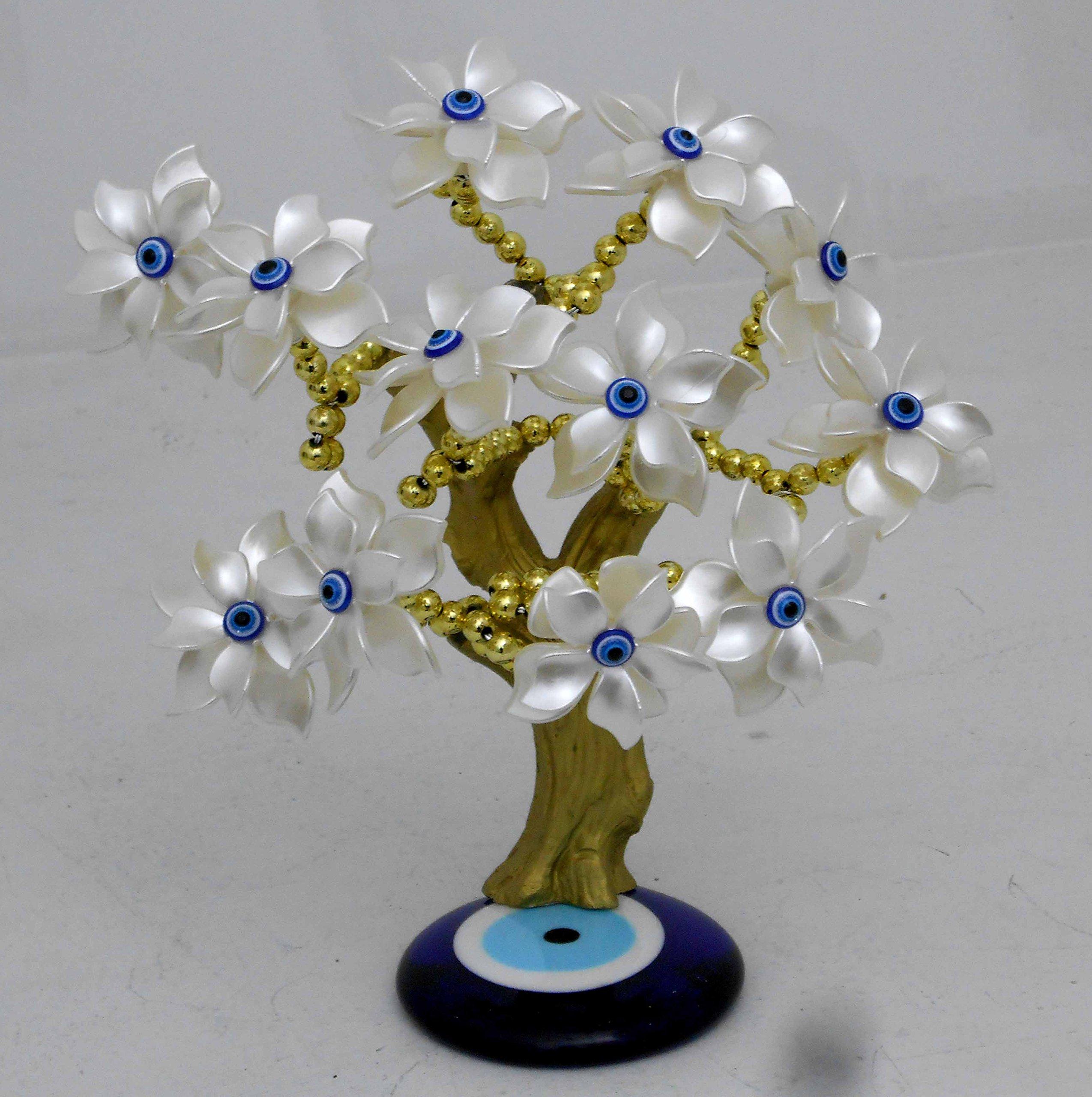 Nabil's Gift Shop Evil blue eye tree shape/Gift/Home decorative # 1741