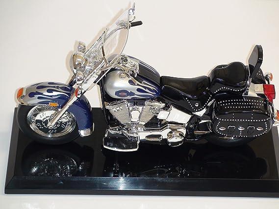 Harley Davidson Heritage Springer Schlüsselanhänger