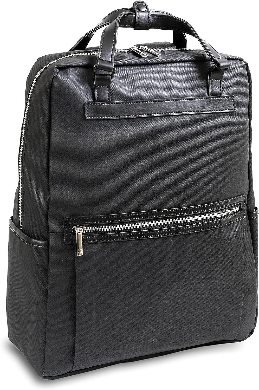 J World New York Hester Business Convertible Backpack