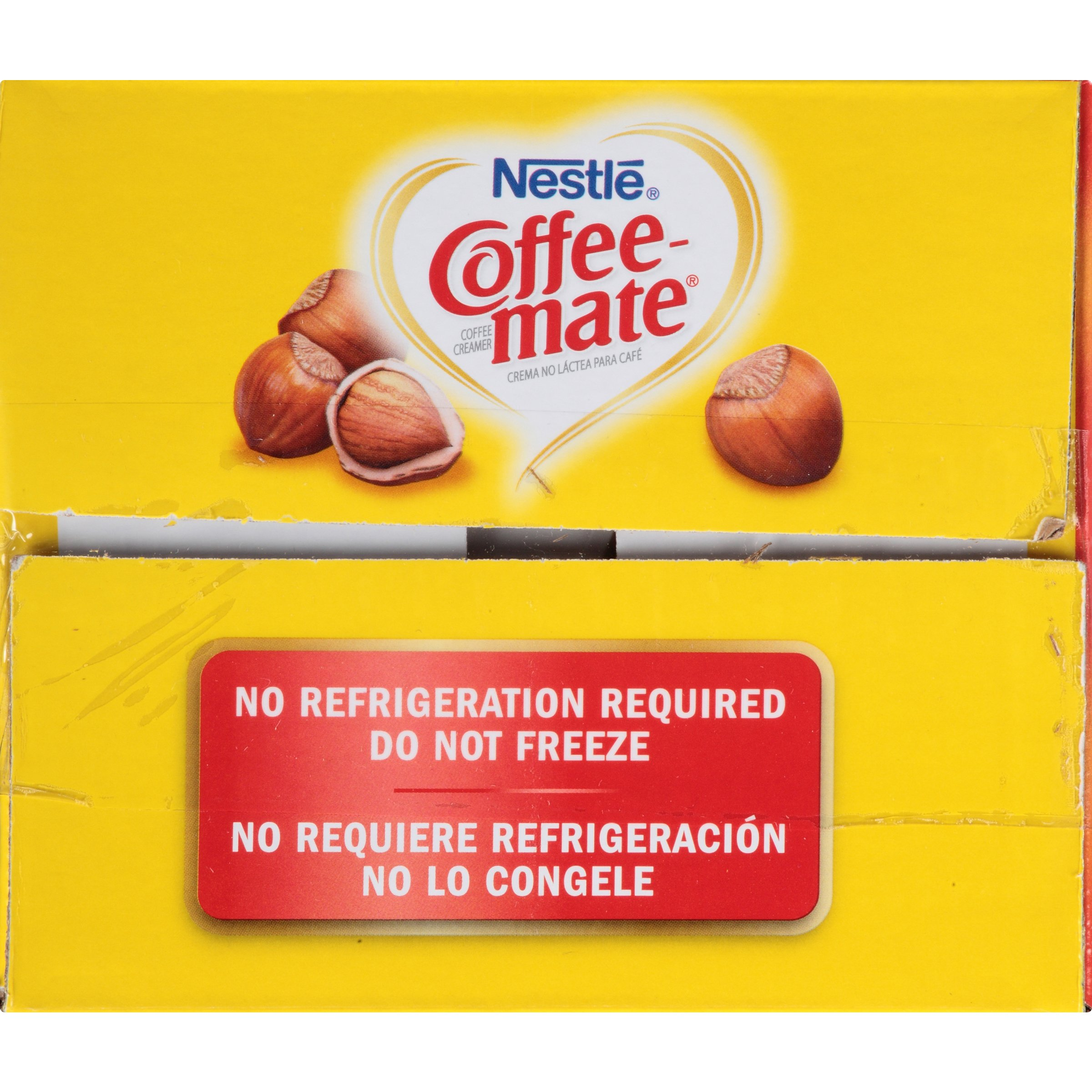 Nestle Coffee-mate Coffee Creamer, Hazelnut,L liquid pump bottle, 50.7 Fl. Oz (Pack of 1) by Nestle Coffee Mate (Image #3)