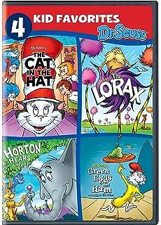 b1d5a0cc Amazon.com: Dr. Seuss: Hats Off to Dr. Seuss Collector's Edition ...