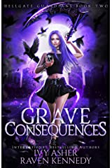 Grave Consequences (Hellgate Guardians Book 2) Kindle Edition