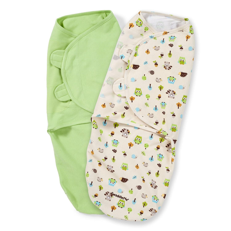 Amazon Summer Infant Swaddleme Adjustable Infant Wrap Woodland