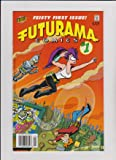 "Futurama Comics #1 ""Monkey Sea, Monkey Doom!"""