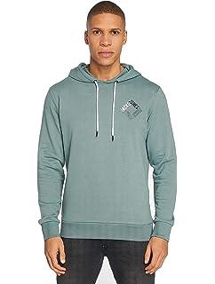 JACK   JONES Herren Hoodie Sweatshirt Pullover Kapuzenpullover ... 2e2a212f47