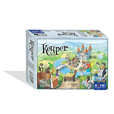 Keyper Board Game: Toys & Games