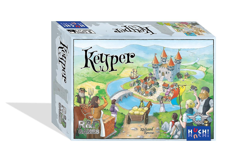 45657a7e4 Keyper Board Game: Amazon.com.mx: Juegos y juguetes