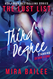 Third Degree: The Lust List: Devon Stone (The Lust List - Devon Stone Book 3)