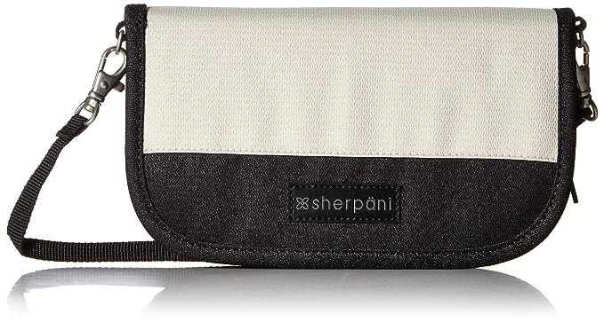 Amazon.com: Sherpani 18-zoe20-01-11-0 - Monedero de viaje ...