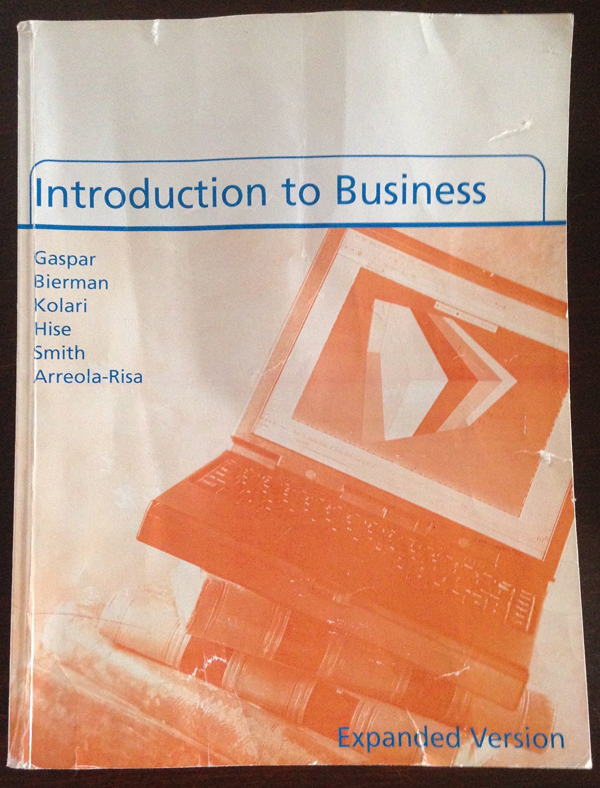 Read Online Introduction to Business Expanded Version pdf epub