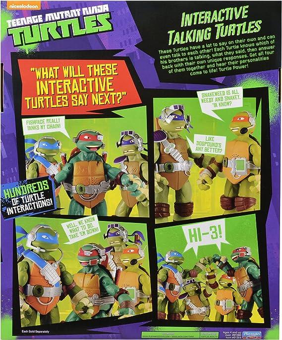 Amazon.com: Teenage Mutant Ninja Turtles 11