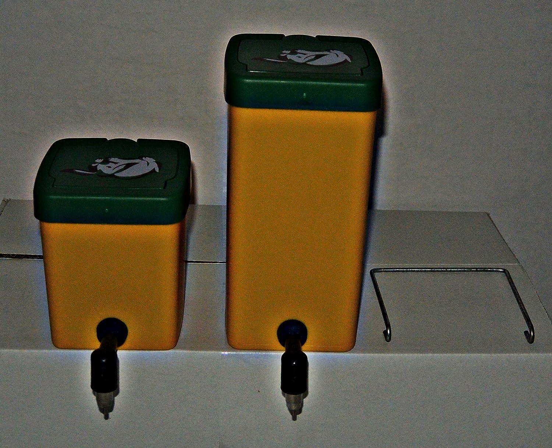 Lea-Pet Kaninchentränke 1,0 Liter Nippel-Trinkflasche, Nagertränke ...