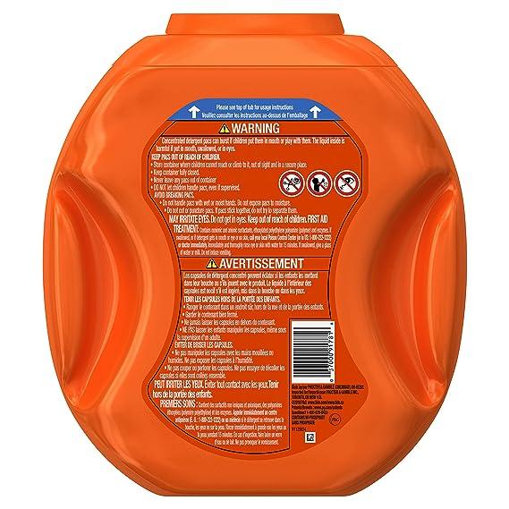 Tide Pods 3 en 1 HE Turbo detergente para la colada, aroma de pradera de primavera, 81 unidades - El embalaje puede variar: Amazon.es: Industria, ...