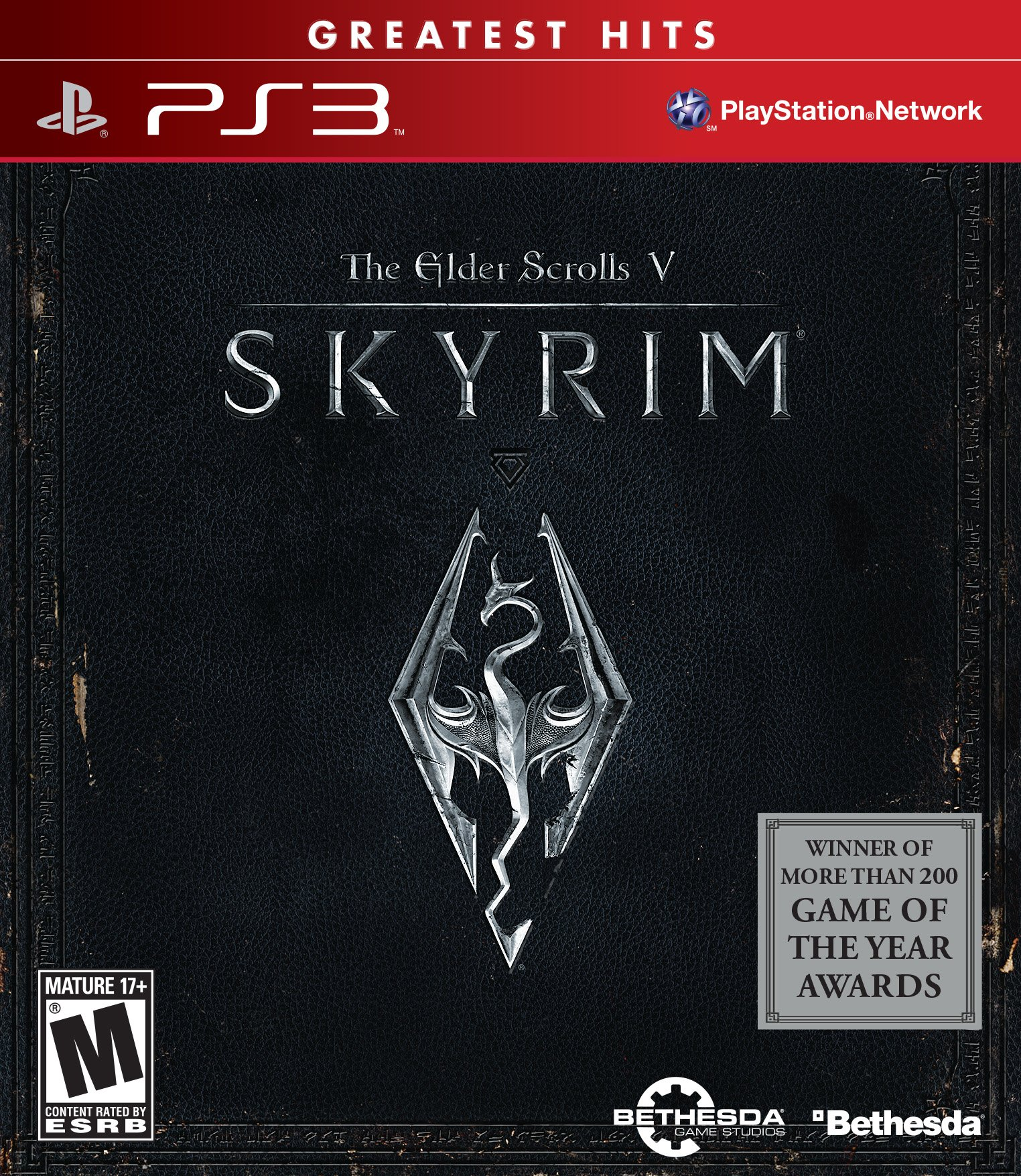 Elder Scrolls V: Skyrim (Greatest Hits) - Playstation 3
