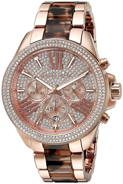 ddf004372d33 Amazon.com  Michael Kors Women s Wren Two-Tone Watch MK6159  Michael Kors   Watches