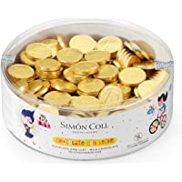 Simon Coll Monedas Chocolate Red, 750 g 300