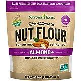 Nature's Eats Ultimate Nut Flour, Almond, 16 Ounce