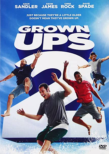 a103ba862 Amazon.in: Buy Grown Ups 2 DVD, Blu-ray Online at Best Prices in India |  Movies & TV Shows