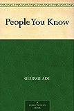 People You Know (免费公版书) (English Edition)