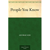 People You Know (免费公版书) (English Edition)