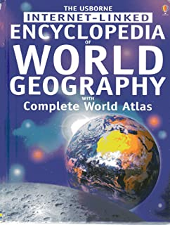 Encyclopedia Of World Geography, 3-Volume Set (Facts on File Library of World Geography)