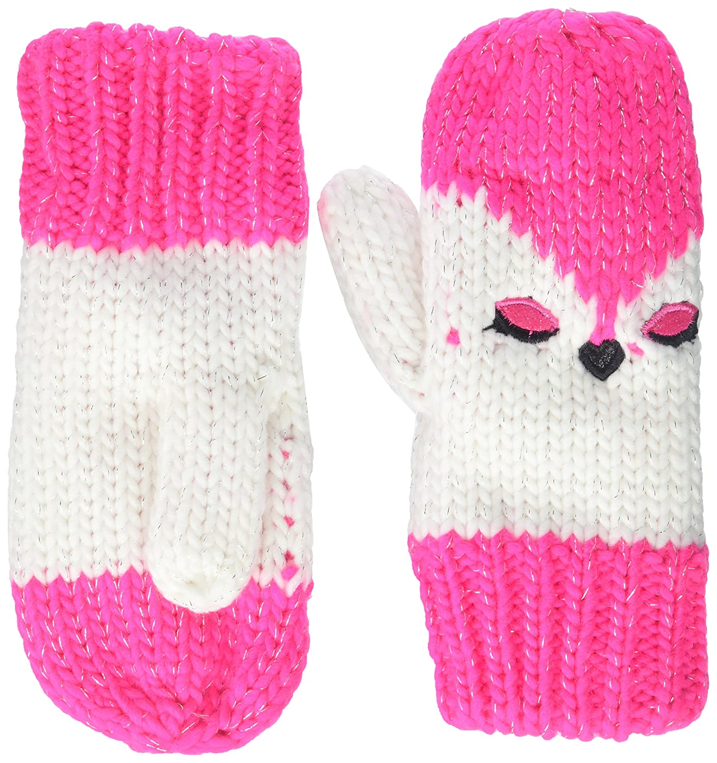 Amazon The Childrens Place Girls Toddler Critter Mittens Hot