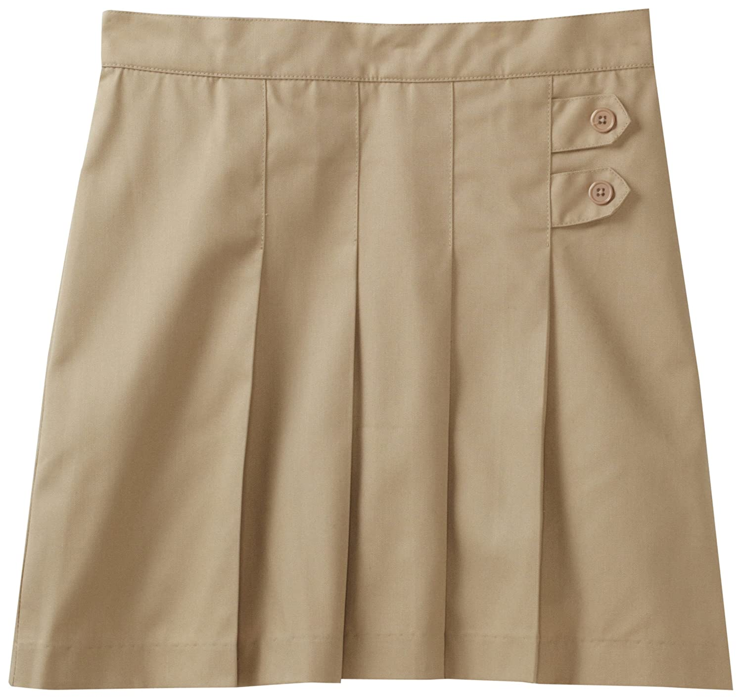Classroom Uniforms Girls' Pleated Tab Scooter,