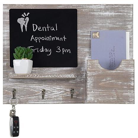 Amazon.com: MyGift - Soporte de pared para letras y llaves ...