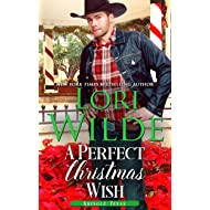 A Perfect Christmas Wish: A Clean and Wholesome Christmas Romance (Kringle, Texas Book 2)