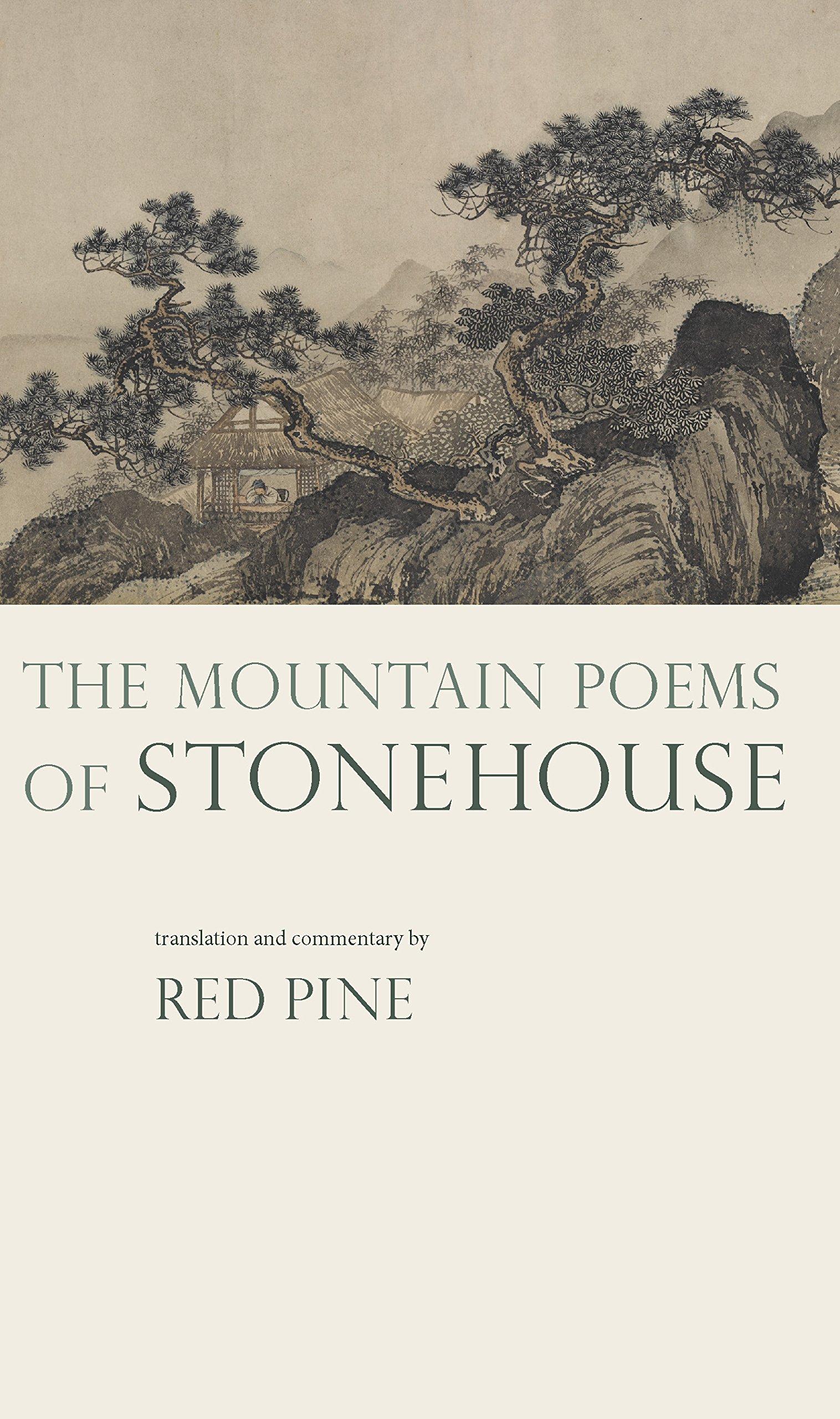 Mountain Poems Stonehouse English Chinese product image