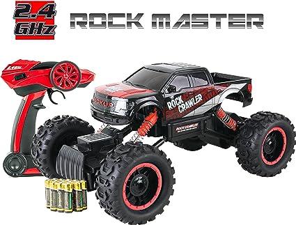 Thinkgizmos Rock Crawler Rc Car - 4X4 Remote Control Car For Kids