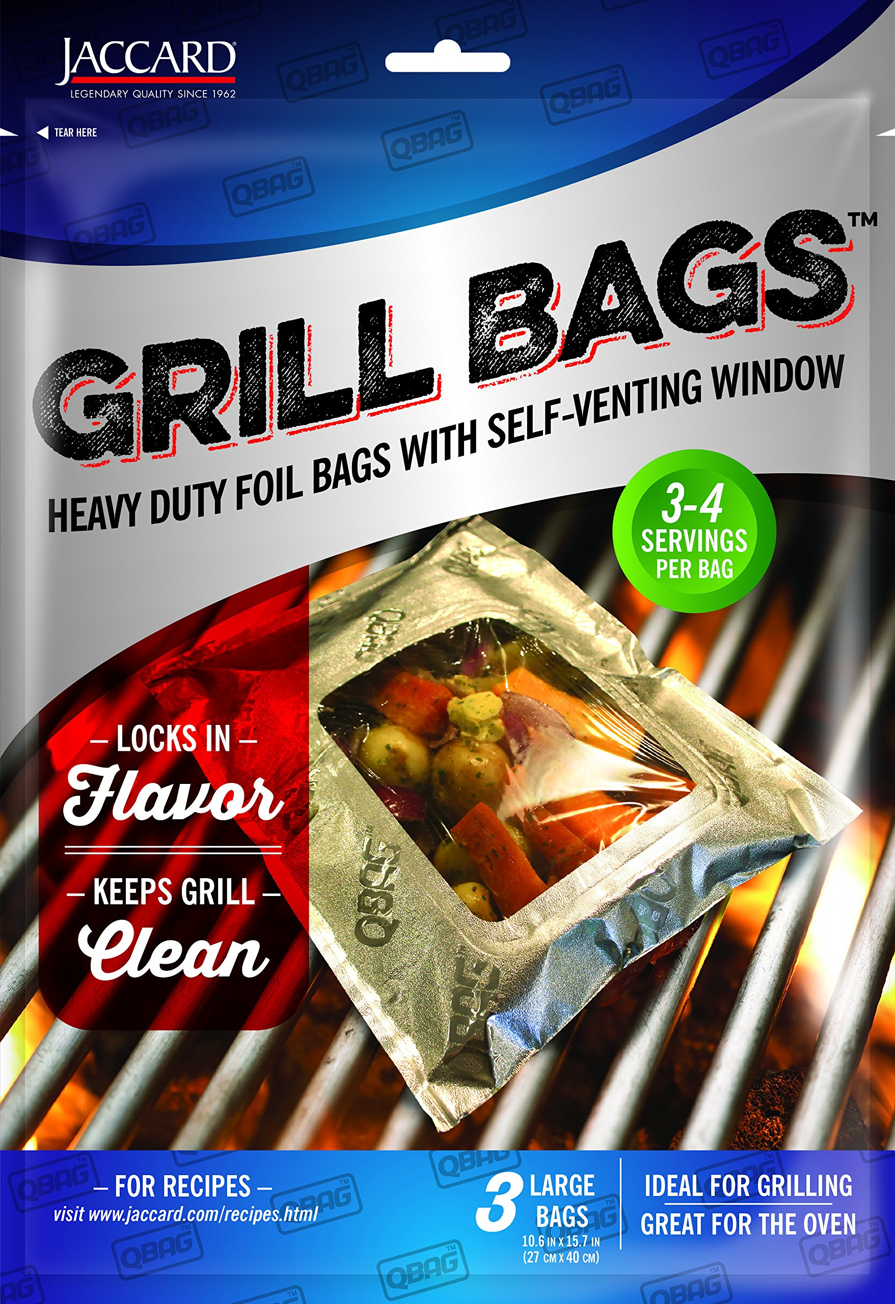 Amazon Reynolds Wrap Extra Heavy Duty Foil Grill And Oven Bags