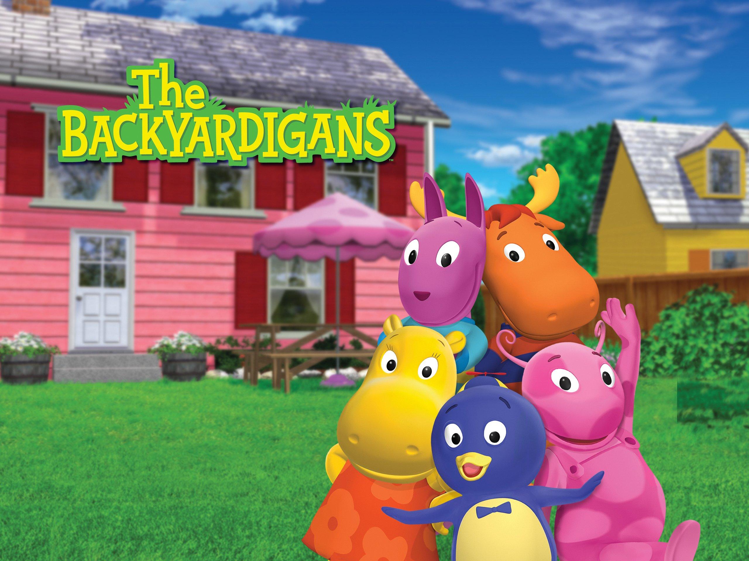 Amazon Co Uk Watch Backyardigans Season 1 Prime Video