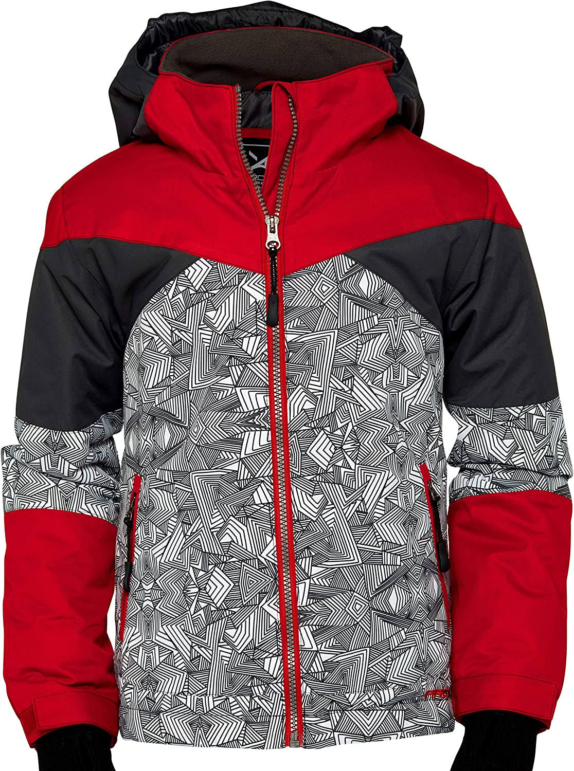 Arctix Boys Ronan Insulated Winter Jacket: Clothing