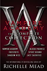Vampire Academy: The Complete Collection Kindle Edition