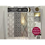 Craft Smith - Classic Neutrals - 48 Sheet 12 Inch x 12 Inch Paper Pad