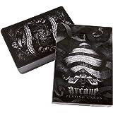 Ellusionist Arcane Playing Card Deck - Black