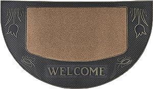 Superio 697 Doormat Door Mat, Beige