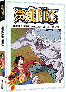 Amazon com: One Piece Voyage Collection 10 | Episodes 446