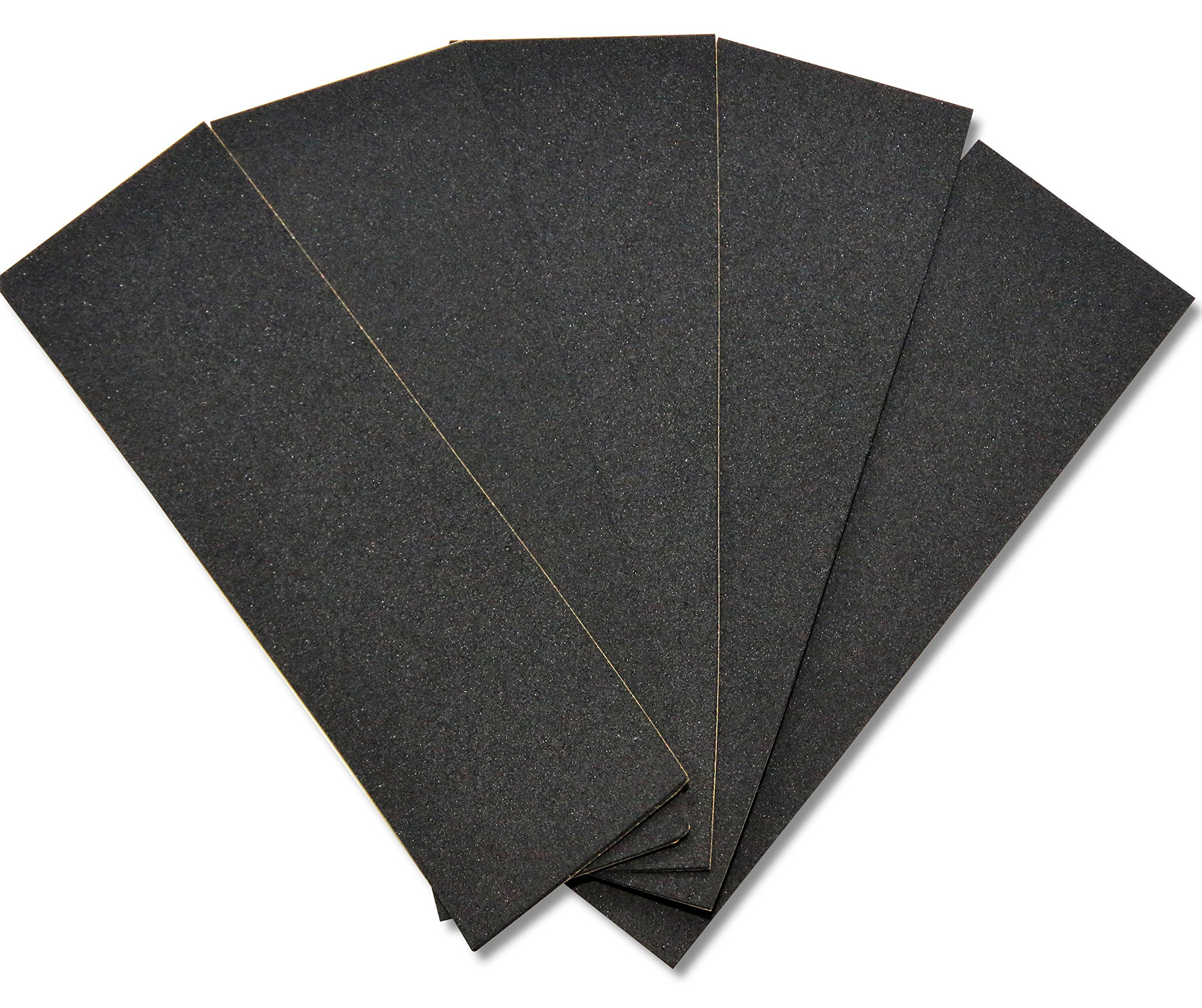 Teak Tuning Premium Teak Tape, Fingerboard Foam Tape, Black (Pack of 5 Sheets)