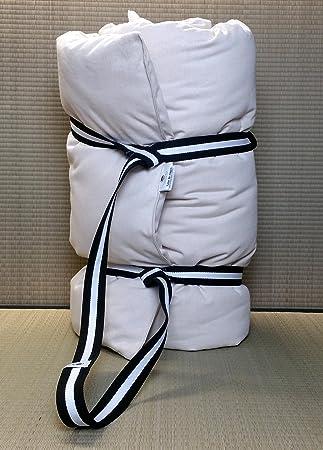 futon en pur coton de voyage de massage pour yoga transportable  mesures futon en pur coton de voyage de massage pour yoga transportable      rh   amazon fr