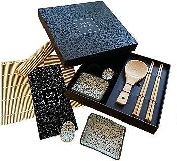 GENERIC 12 Pieces Sushi Making Kit