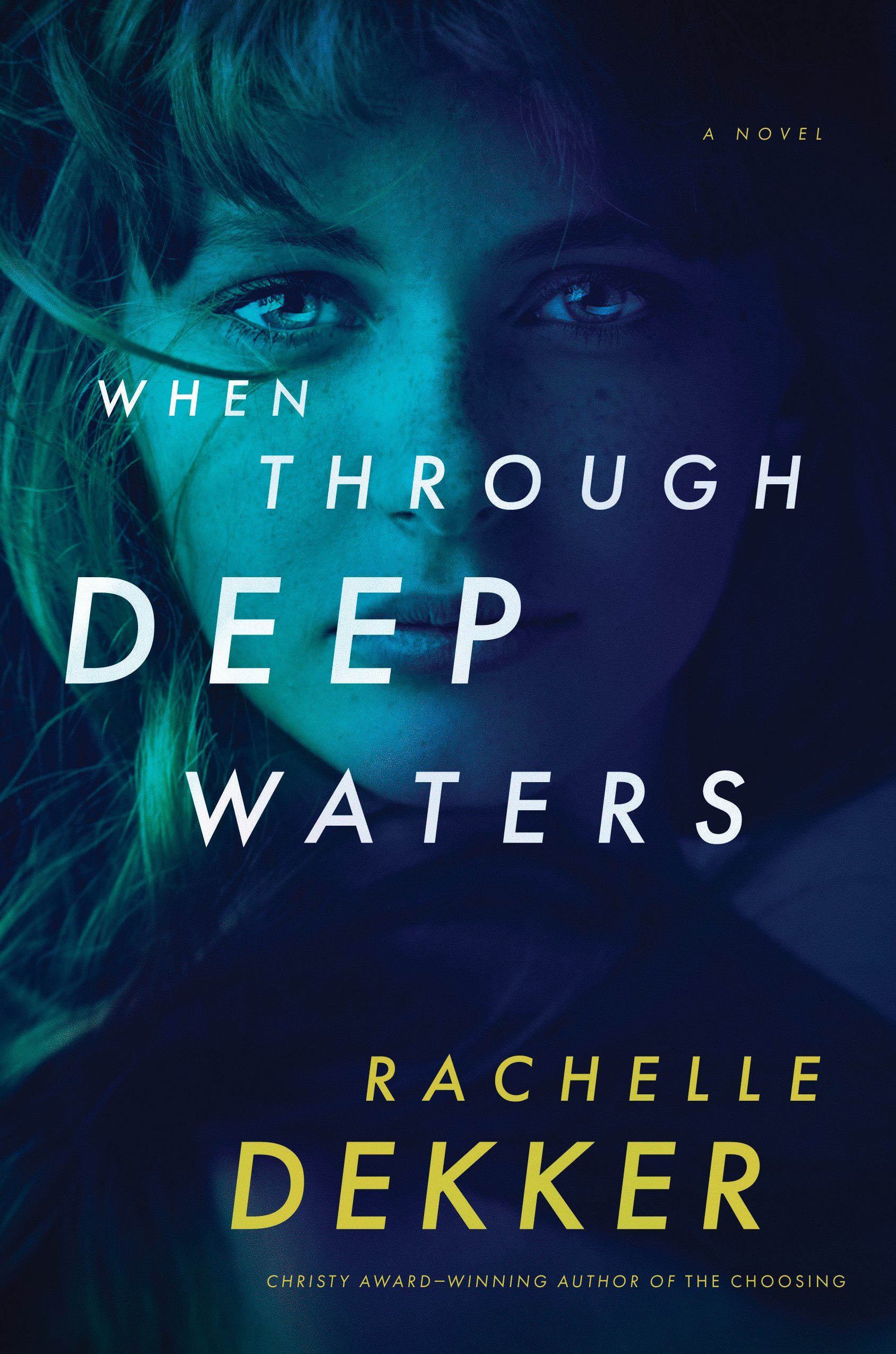 Image result for when through deep waters rachelle dekker