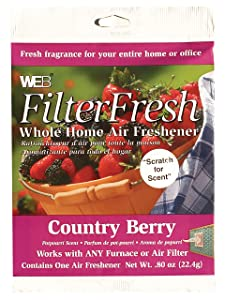 WEB FilterFresh Whole Home Country Berry Air Freshener