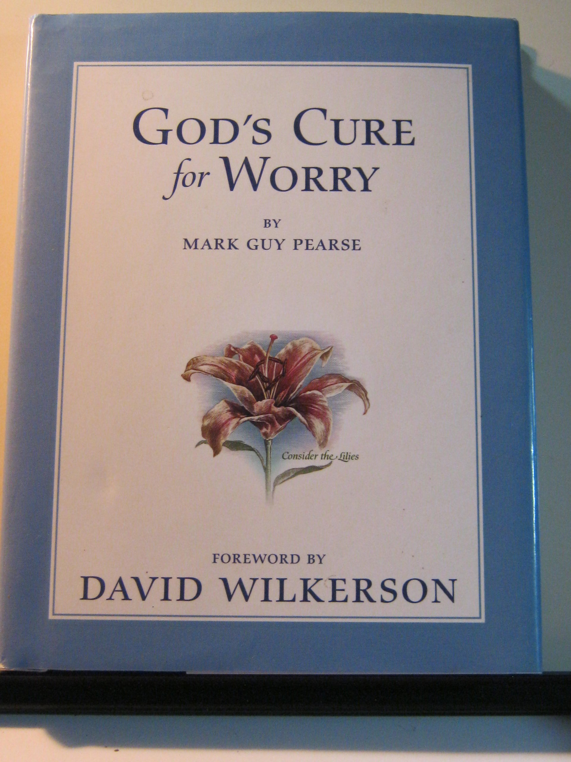 Download God's Cure for Worry ebook