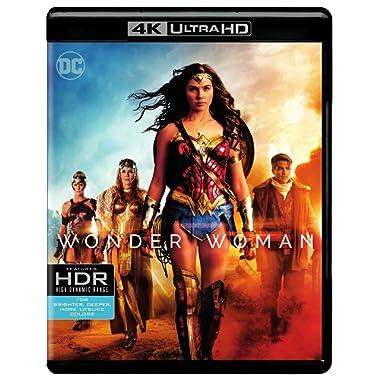 Wonder Woman 2017  UHD